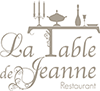 logo couleur validé La Table de Jeanne avril 2014 Petit format HD copie